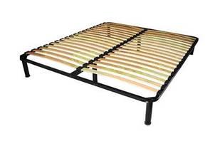 Ламелевий каркас залізний для ліжка Eurosof