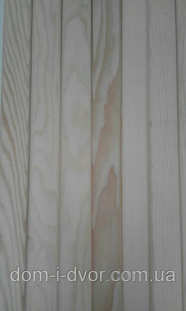 Евроналичик Плоский Цельный 100*12*2200мм Деревянный от Производителя