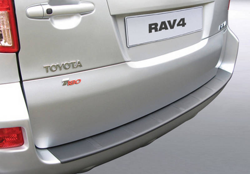 RBP353 Toyota RAV-4 lift. 2008-2012 rear bumper protector