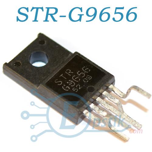 STR-G9656, контролер ШІМ, TO220F-5