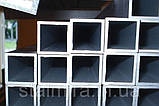 Труба алюминиевая прямоугольная 60/30, толщина стенки 2, марка АД31, Д16Т, АД0, АМг2, АМг3, Д1, фото 5