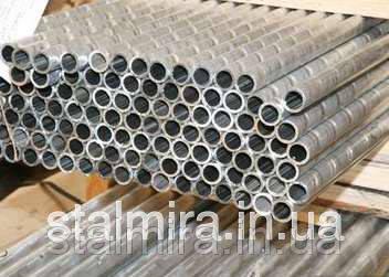 Труба алюминиевая круглая, диаметр 14, толщина стенки 1, АД31 | ГОСТ 18475-82, ГОСТ 18482-79