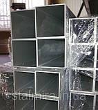 Труба алюминиевая прямоугольная 100/20, толщина стенки 2, марка АД31, Д16Т, АД0, АМг2, АМг3, Д1, фото 7