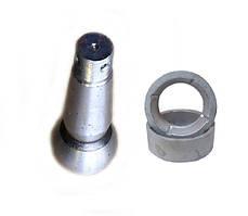 Ремкомплект штанги реактивной УРАЛ (усиленный, палец+вкладыши, М33х1,5) пр-во Украина