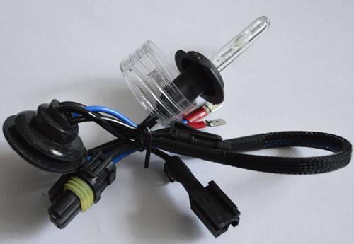 Ксеноновая лампа SL Xenon под цоколь Н3, 55Вт. 5000К.,  разъем KET, AC, фото 2