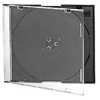 Slim box CD черный