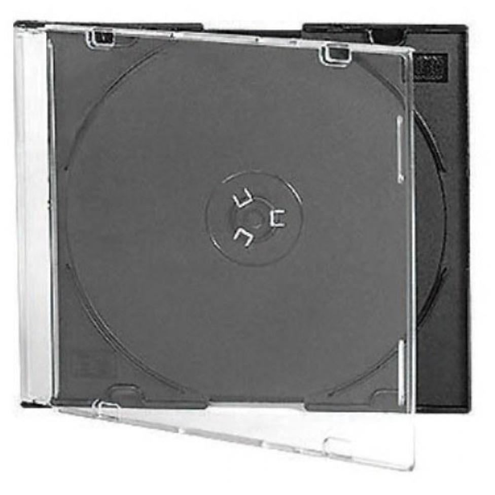 Slim box CD черный - «Артмин» - интернет-магазин рекламы и сувениров  в Днепре