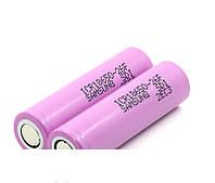 Yiwu 18650 battery Samsung 2550mah (real 2550mah), фото 1