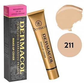 Тональный крем Dermacol 211 Make-up cover