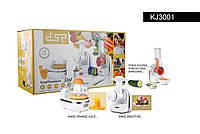 Кухонный комбайн 3 в 1 DSP KJ3001, кухонный процессор, измельчитель, фото 1