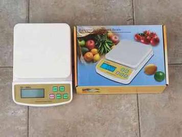 Весы кухонные SH 400 до 5 кг
