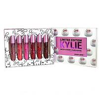 Набор матовых губных помад Kylie Limited Edition