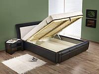 Ліжко двоспальне в спальню Польша Samanta P 160*200 Halmar