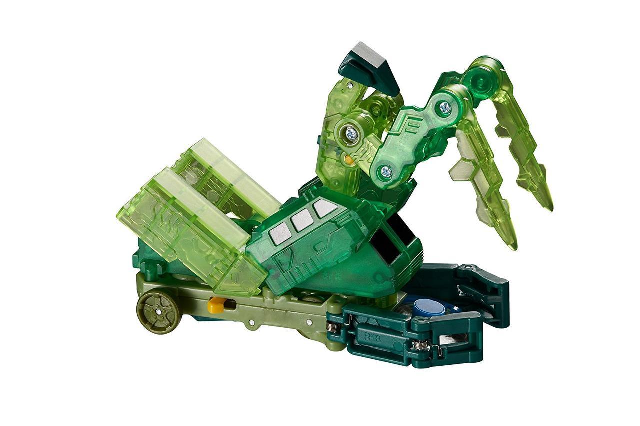 Машинка-трансформер Дикие Скричеры Гейткрипер / Screechers Wild Level 2 - Gatecreeper