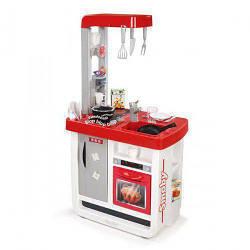 Интерактивная кухня Bon Appetit Red Smoby со звуком 3+ (310800)