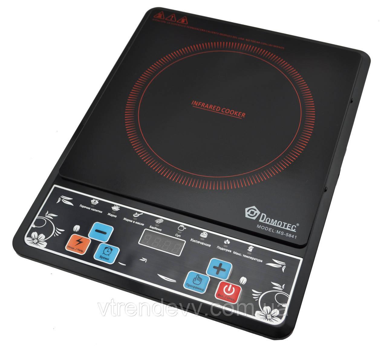Інфрачервона плита Domotec MS-5841 2000W