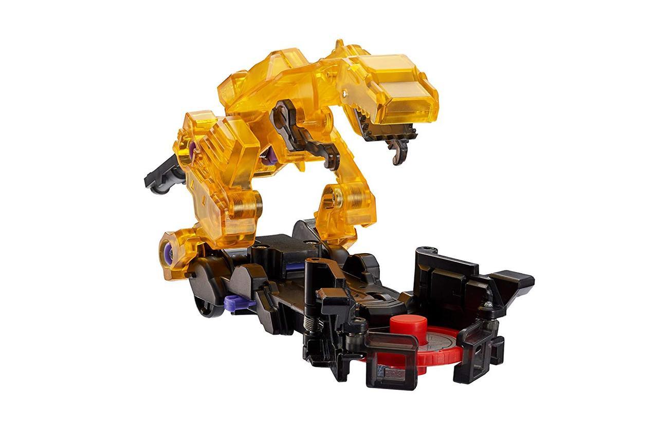 Машинка-трансформер Дикие Скричеры Ви-Рекс / Screechers Wild Level 2 - V-Wrex
