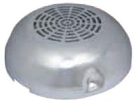 Нержавеющий дефлектор потолочный с задрайкой