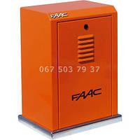FAAC 884 MC 3PH автоматика для откатных ворот привод