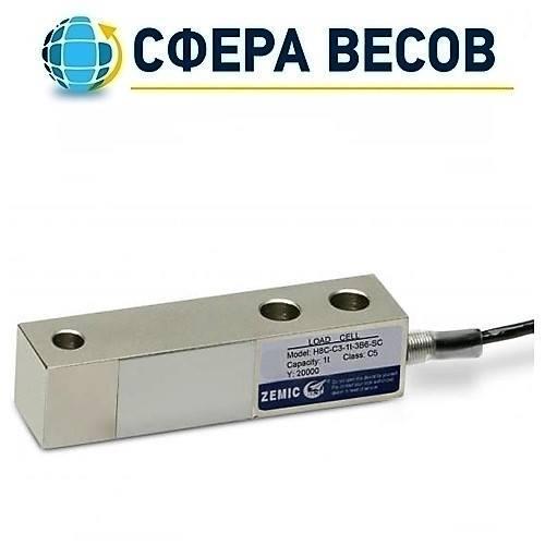 Тензодатчик веса Zemic H8C-C3-4B (100 kg, 200kg, 500kg, 1t, 1.5t, 2t)