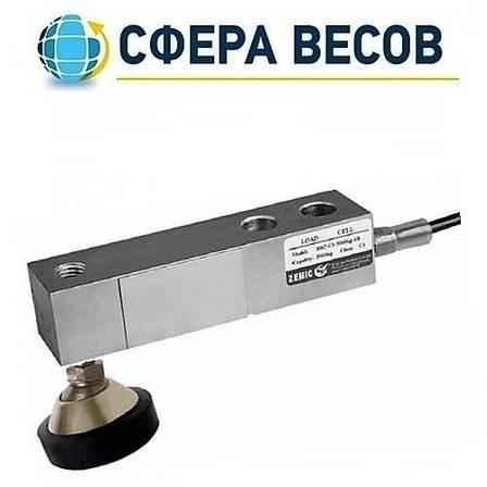 Тензодатчик веса Zemic H8C-C3-4B (100 kg, 200kg, 500kg, 1t, 1.5t, 2t), фото 2