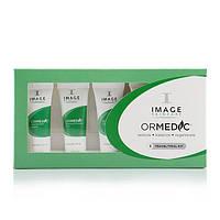 IMAGE Skincare Пробный набор Ormedic Trial Kit 5х7,4ml