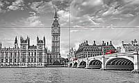 Плитка стеклянная (панно из 6 шт.) Лондон