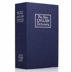 Книга-сейф английский словарь24 см. (103068)