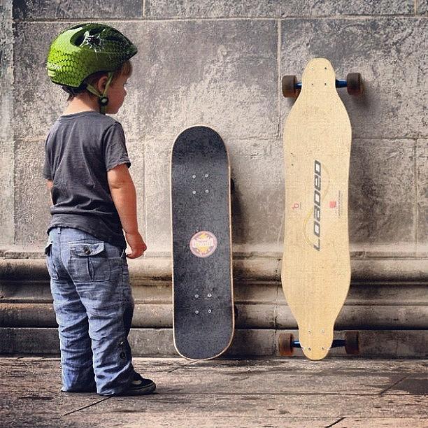 Скейтборды и роллерсерфы, пенни