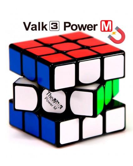 Кубик Рубика 3x3 The Valk 3 Power M (Черный)