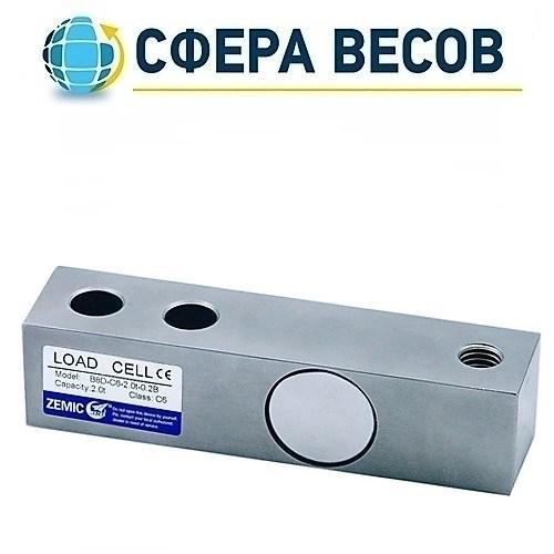 Тензодатчик веса Zemic B8D-C3-6B (2t)