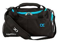Сумка спортивная Travel Kit Black, фото 1