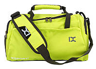 Сумка спортивная Travel Kit Lime Green, фото 1