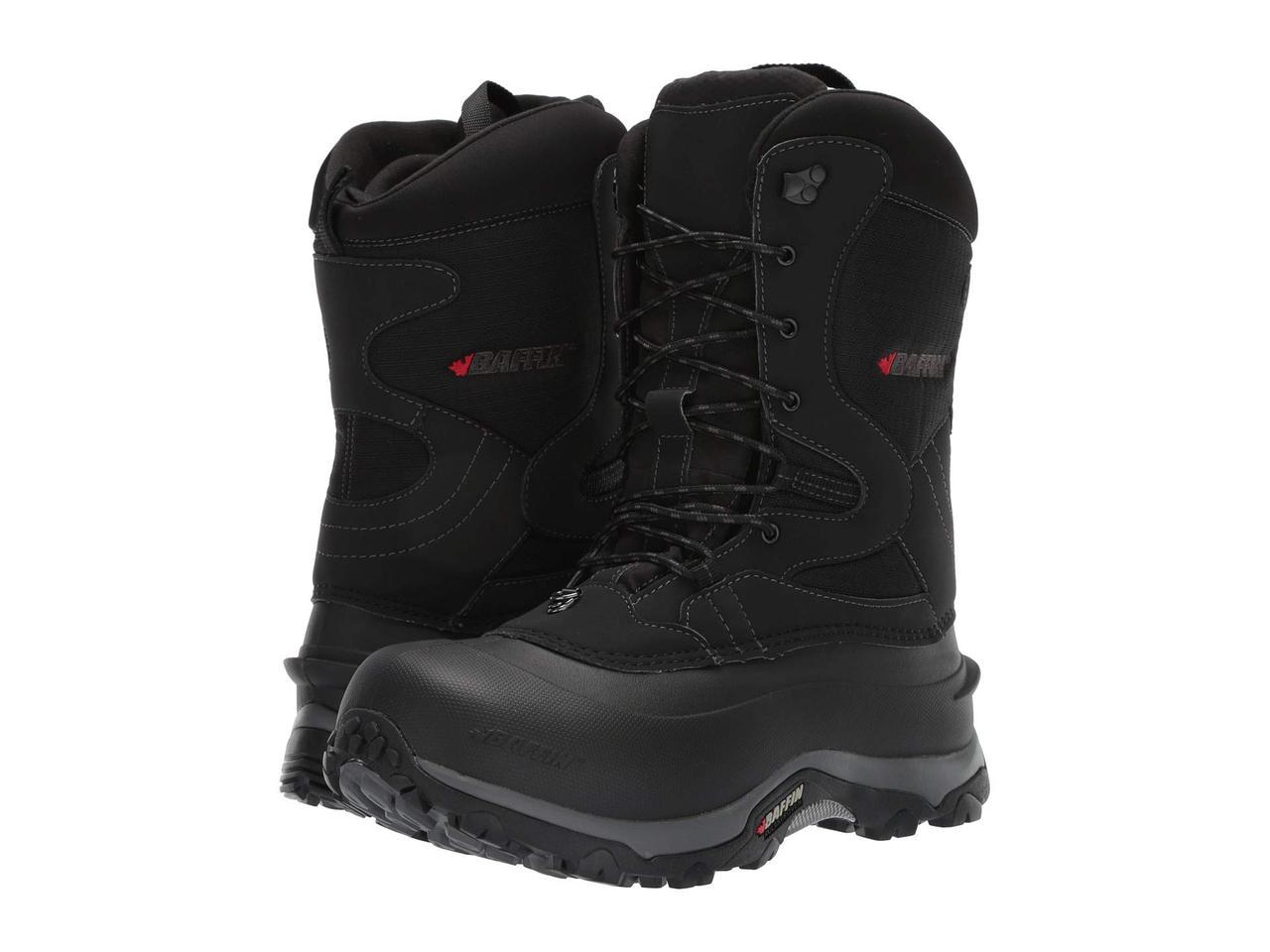 Ботинки/Сапоги (Оригинал) Baffin Summit Black