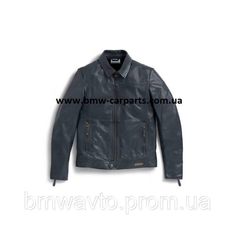 Мужская кожаная мотокуртка BMW Motorrad Leather Jacket Style,Men, фото 2