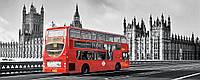 Плитка стеклянная, декор - Лондон
