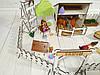 Дворик для кукол Веселое ранчо с механической Мельницей 1202. 26 предметов, фото 5