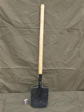 Большая саперная лопата, фото 2