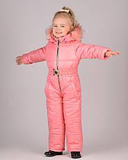 Зимний детский комбинезон, фото 3
