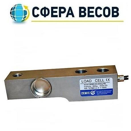 Тензодатчик веса Zemic BM8D-C3-6B (10t), фото 2