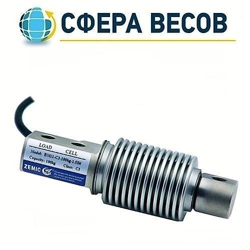 Тензодатчик веса Zemic BM11-C3-3B-SC (20kg, 30kg, 50kg, 100kg, 200kg, 350kg, 500kg)