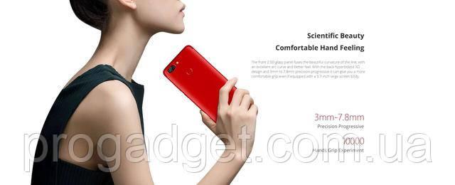 Lenovo S5 K520 4/64, red