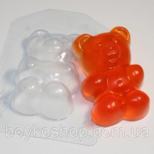 Форма для мыла Мармеладный мишка