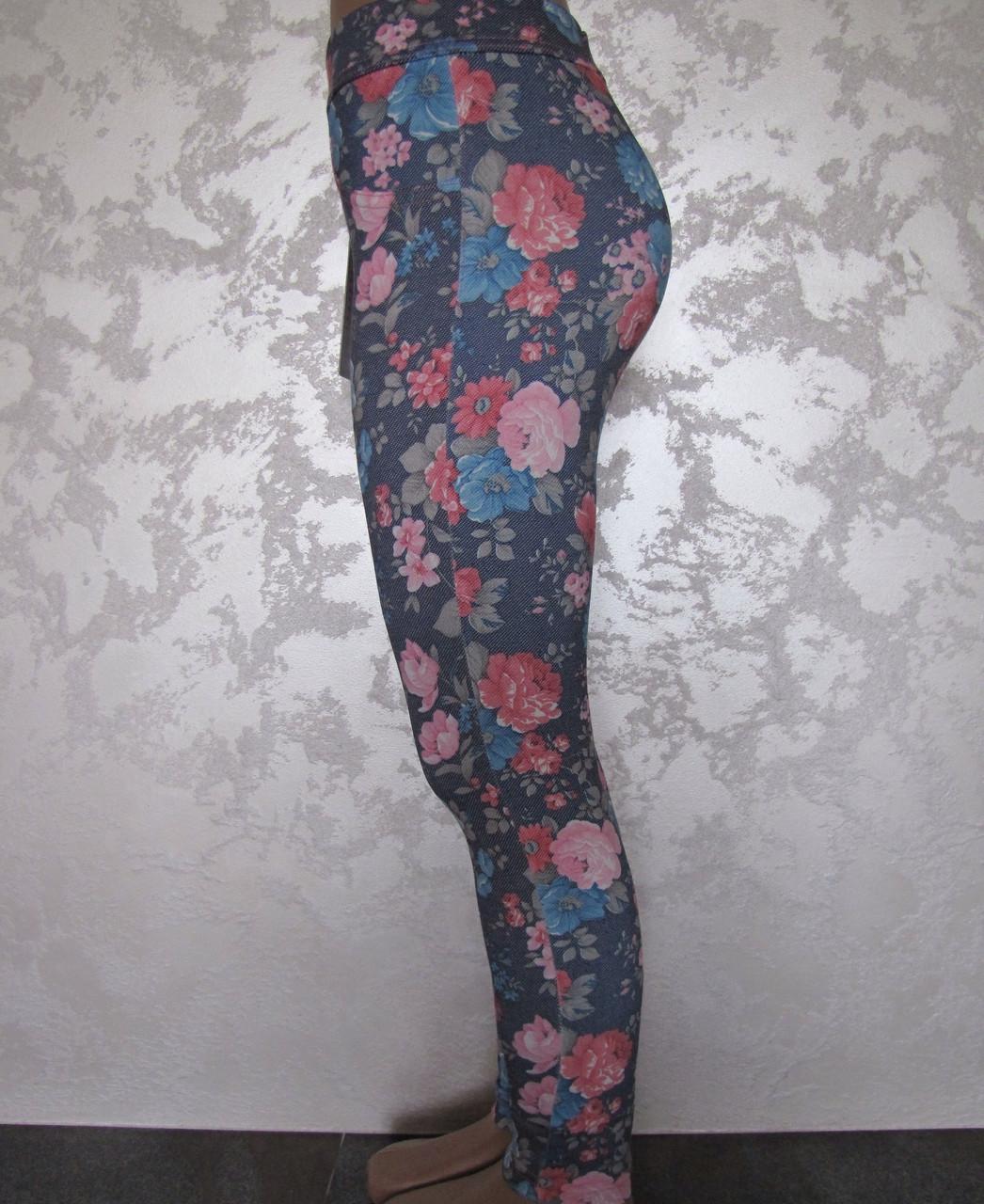 Лосины-брюки A-yugi на девочку 134 роста