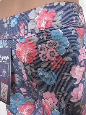 Лосины-брюки A-yugi на девочку 134 роста, фото 2