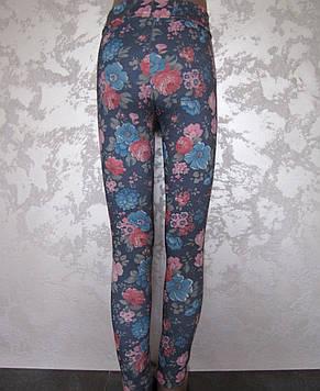 Лосины-брюки A-yugi на девочку 134 роста, фото 3