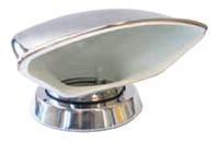 Нержавеющий дефлектор вентиляционный
