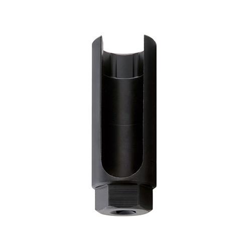 Головка для снятия датчика кислорода 22 мм Toptul
