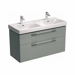 TRAFFIC шкафчик под умывальник 116,8*62,5*46,1 см,платиновый глянец(пол.)