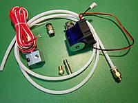 Экструдер E3D V6 под 1.75 мм нить для 3D-принтера с тефлоновой трубкой, фото 1